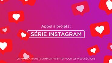 Créez la première série Instagram de la RTBF !