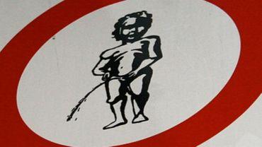 Les enfants devaient se soulager contre un mur faute de toilettes (illustration).