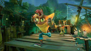 Apex Legends et Crash Bandicoot 4 débarquent sur Nintendo Switch cette semaine