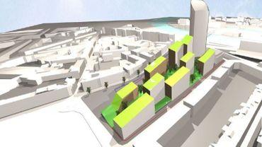 Le projet Paradisexpressquel ensoleillement pour l'esplanade des Guillemins ?