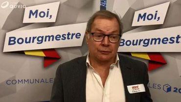 Luc Delire, bourgmestre de Profondeville.