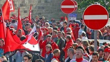 La FGTB dans les rues ce mardi: quelles perturbations à Liège? (illustration)