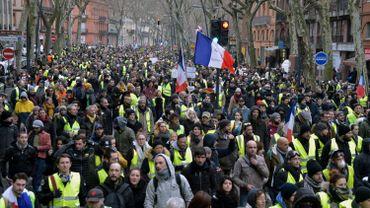 """France: les """"Gilets jaunes"""" se préparent à un """"Acte 10"""" ce samedi"""