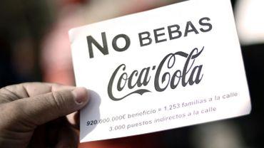 """Si Madrid ne fabrique plus de Coca-Cola, Madrid n'en boira plus"""