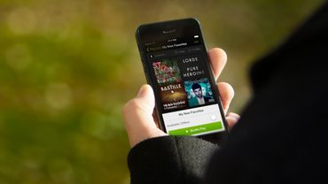 Très forte croissance des abonnements de streaming musical au premier semestre