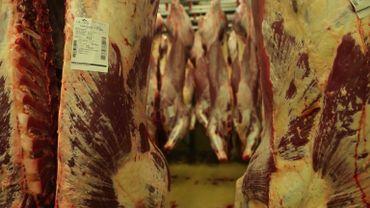 Veviba: des dizaines de tonnes de viande gaspillée