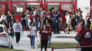 Un mois après la fusillade de Parkland, 17 minutes contre les armes dans les écoles américaines