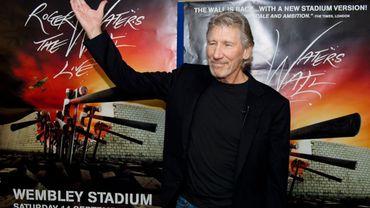 "Roger Waters a terminé en septembre dernier sa grande tournée ""The Wall"" débutée en 2010"