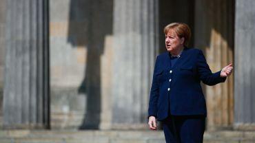 La chancelière Angela Merkel et les régions allemandes se sont entendues mercredi sur un mécanisme de reconfinement au niveau local si le nombre des contaminations par le nouveau coronavirus repartait à la hausse