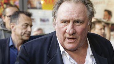 Gérard Depardieu aperçu en Corée du Nord avant le 70ème anniversaire du régime