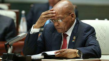Pleine de rebondissements, cette saga politico-judiciaire tient en haleine l'Afrique du Sud depuis 1999.