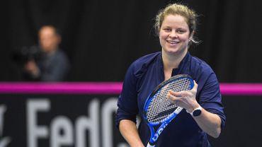 Pour son grand retour, Kim Clijsters rencontrera Kiki Bertens, N.8 mondiale