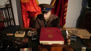 Un nouveau musée new-yorkais consacré aux services de renseignement de l'URSS fait revivre la Guerre froide au coeur de Manhattan