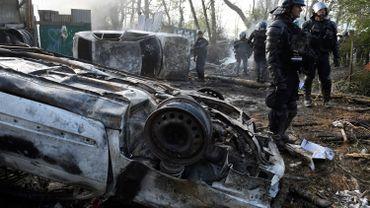Ce vendredi, une opération coup de poing de la gendarmerie s'est concentrée sur la D81