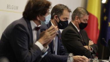 Coronavirus en Belgique: le Comité de concertation se penchera vendredi sur les protocoles des différents secteurs