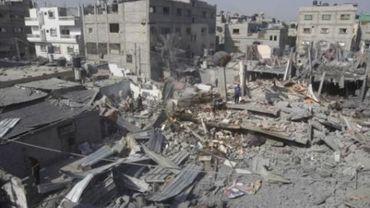 Gaza - Premier obus tiré de Gaza contre Israël depuis le cessez-le-feu