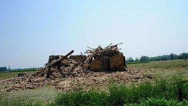 Illustration: dégâts dus au tremblement de terre du 31 mai à Mirandola