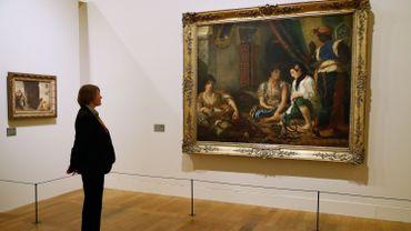 Avec un bond de 18% au premier semestre, le marché de l'art est au beau fixe