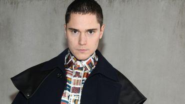 Victor Solf Lanvin : Photocall - Paris Fashion Week - Menswear F/W 2020-2021