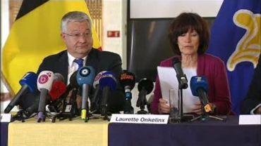 La majorité bruxelloise a présenté son accord de gouvernement ce lundi.