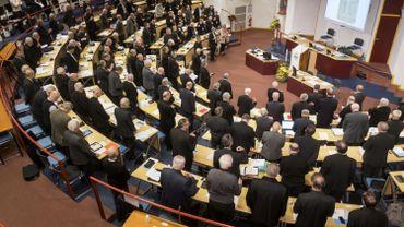 """Jusqu'au 8 novembre, le parlement de la CEF discutera de """"la question de faire appel à un groupe d'experts indépendants"""" pour faire la transparence sur les abus sexuels dans l'Eglise par le passé."""