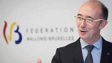 """Rudy Demotte: """"Si je ne suis plus ministre, j'exercerai pleinement la fonction de bourgmestre de Tournai"""""""