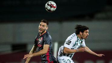 Vitoria Setubal contre Benfica