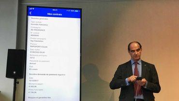 La digitalisation des secteurs des assurances et bancaire belges, une première en Europe
