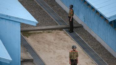 Le ministre sud-coréen de la Défense Song Young-moo a annoncé que son pays se retirerait d'une dizaine de postes de garde dans un geste de bonne volonté.