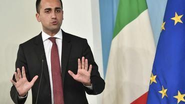 """""""Rapidement le CETA arrivera au Parlement pour la ratification et cette majorité le rejettera"""", a déclaré vendredi le vice-Premier ministre italien Luigi Di Maio, leader du Mouvement 5 étoiles"""