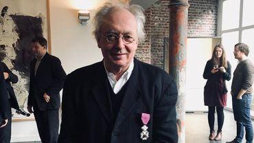 Le chef d'orchestre Philippe Herreweghe devient officier de l'Ordre de Léopold