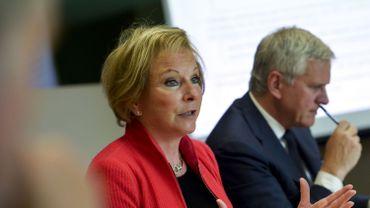Marcia De Wachter, économiste.