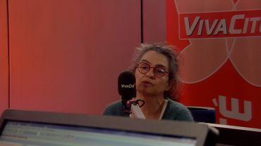 Catherine Souchon était l'invitée de Bruxelles Matin, ce mercredi sur Vivacité
