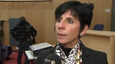 La juge d'instruction Martine Michel
