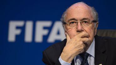 Sepp Blatter va quitter la présidence de la FIFA