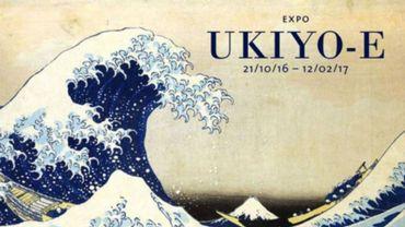 """Près de 70.000 personnes ont visité l'exposition """"Ukiyo-e"""" au Cinquantenaire"""