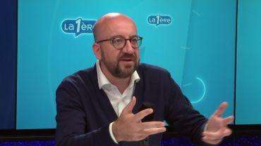Dépenses électorales: pour Charles Michel, il faut comptabiliser l'implication des syndicats et mutualités socialistes