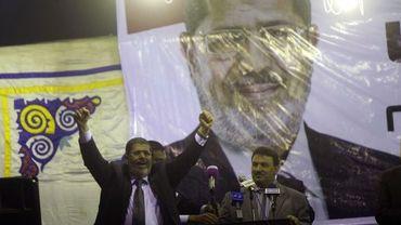 Mohammed Morsi, de la mouvance des Frères musulmans, en campagne lundi