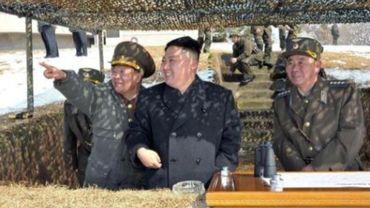 La Corée du Nord menace de frapper les bases américaines au Japon