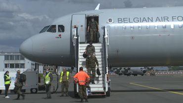Fin de mission pour les F-16 belges dans les Etats Baltes