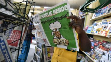 """Le numéro de Charlie Hebdo dit """"des survivants""""."""