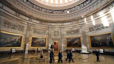 Sept élus démocrates de la Chambre des représentants se rendent au Sénat