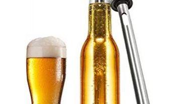 Le gadget insolite de Candice: le refroidisseur de bière