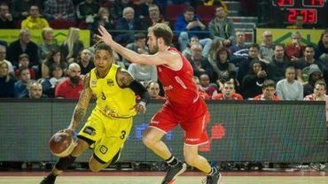 Euromillions Basket League - Ostende s'impose à Louvain, Mons bat Alost