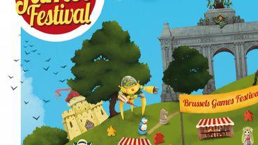 Brussels games festival.