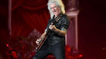 Brian May prévoit une exposition pour Halloween