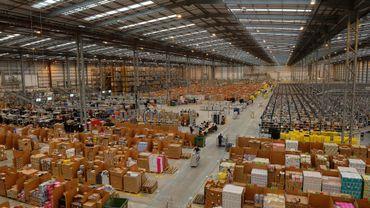 Le e-commerce, l'usine infernale du père Noël