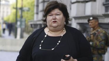 La ministre fédérale de la Santé publique Maggie De Block.