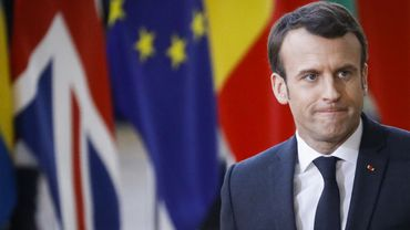 """Macron se dit """"favorable"""" à refonder Schengen """"en profondeur"""""""
