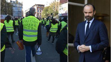 À deux jours d'une nouvelle manifestation, le gouvernement a indiqué que les Champs Élysées seraient uniquement ouverts aux piétons samedi